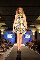 2012 GLOW Fashion Show by Alive Magazine at Windows Off Washington in St. Louis, MO on March 29, 2012.