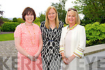 Caroline McEnery, Catriona O'Connor and Eimear Harty at the Big Bus BBQ in aid of Keerry Cancer Support Group in the Pavillon Ballygary House Hotel on Sunday