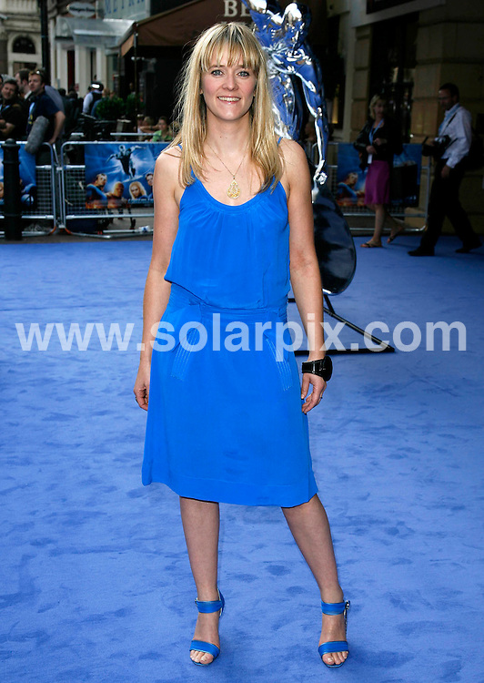 "ALL ROUND PICTURES FROM SOLARPIX.COM.**WORLDWIDE RIGHTS*.the premiere of ""Fantastic Four, Rise of the Silver Surfer"" at the Vue West End, Leicester Square london.This Pic.Edith Bowman.REF:  4063    PRS        DATE: 12.06.07.**MUST CREDIT SOLARPIX.COM OR DOUBLE FEE WILL BE CHARGED* *UNDER NO CIRCUMSTANCES IS THIS IMAGE TO BE REPRODUCED FOR ANY ONLINE EDITION WITHOUT PRIOR PERMISSION*"