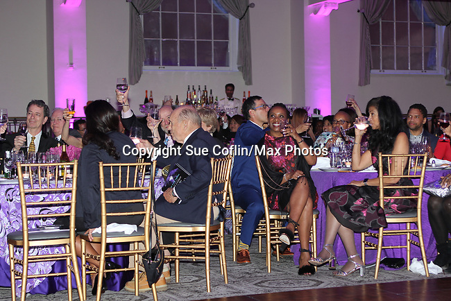 Figure Skating in Harlem celebrates 20 years - Champions in Life benefit Gala on May 2, 2017 in New York City, New York. (Photo by Sue Coflin/Max Photos)