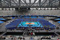 CURITIBA,PR, - 04.07.2017 – LIGA MUNDIAL-PR – Vista da Arena da Baixada, local do jogo Brasil e Canadá pela liga mundial de vôlei em Curitiba (PR), na tarde desta terça-feira (04). (Foto: Paulo Lisboa/Brazil Photo Press)