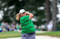 Haley Moore (USA) during the final  round at the Augusta National Womans Amateur 2019, Augusta National, Augusta, Georgia, USA. 06/04/2019.<br /> Picture Fran Caffrey / Golffile.ie<br /> <br /> All photo usage must carry mandatory copyright credit (© Golffile | Fran Caffrey)