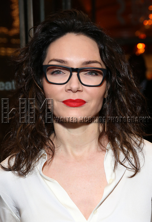 "Katrina Lenk Attends the Broadway Opening Night of ""All My Sons"" at The American Airlines Theatre on April 22, 2019  in New York City."