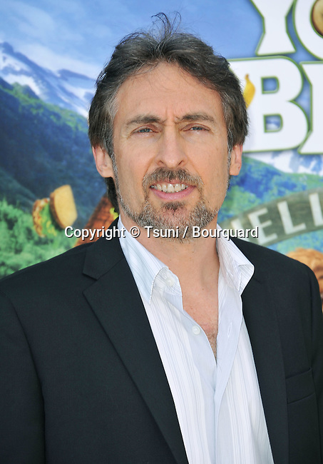 Eric Brevig-director   - Yogi Bear Premiere at the Westwood Village Theatre In Los Angeles.