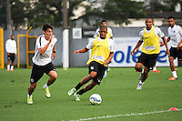 SANTOS, SP, 07.10.2015 - FUTEBOL- SANTOS – Leo Citadini, jogador do Santos durante sessão de treinamento no Centro de Treinamento Rei Pelé nesta quarta-feira, 07. (Foto: Flavio Hopp/Brazil Photo Press)