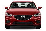 Straight front view of a 2014 Mazda Mazda6 i Touring Sedan