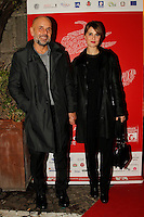 Giornate Professionali del Cinema 2014     <br /> Paola Cortellesi and Riccardo Milani during the professional days of cinema in Sorrento december 03 , 2014                         Giornate Professionali del Cinema 2014