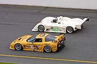 at the Rolex 24 at Daytona, Daytona International Speedway, Daytona beach, FL.  (Photo by Brian Cleary/www.bcpix.com)