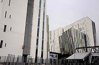 - Milano, il nuovo complesso edilizio Milanofiori Nord, opera dello studio EEA - Erick van Egeraat Associated Architects<br /> <br /> - Milan, new buildings in North Milano Fiori area, designed by  EEA - Erick van Egeraat Associated Architects