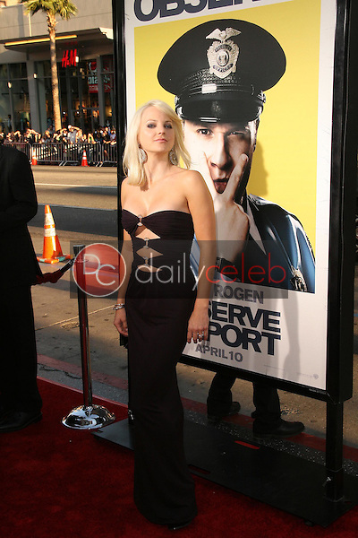 Anna Faris<br />