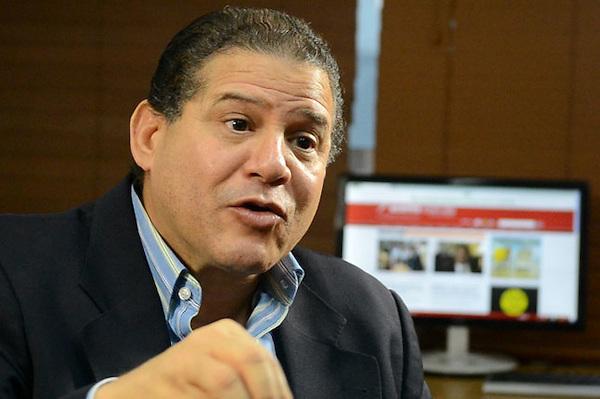 Director de la carrera de economía de INTEC.Santo Domingo, República Dominicana.Fotografía: © Juan Camilo Cortés.