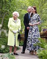 Royal Family at RHS Chelsea Flower Show 2019