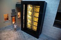 Museo dell'Opera del Duomo.Porta del Paradiso del Ghiberti.Firenze.Florence.