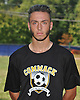Anthony Izzo of Commack poses for a portrait during the Newsday 2015 varsity boys' soccer season preview photo shoot outside company headquarters on Thursday, September 17, 2015.<br /> <br /> James Escher