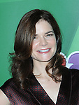 """Betsy Brandt at the """"NBC Universal Press Tour 2013"""" held at the Beverly Hilton Hotel on July 27, 2013."""