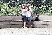 SÃO PAULO,SP, 02.03.2016 - CENA-SP - Dois homens se desentendem e brigam na avenida Paulista, zona central de São Paulo, nesta quarta-feira, (2).  (Foto: Douglas Pingituro/Brazil Photo Press)
