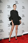 Model Karlie Kloss attends the 2016 Whitney Art Party, at The Whitney Museum of American Art on 99 Gansevoort Street in New York City, on November 15, 2016.