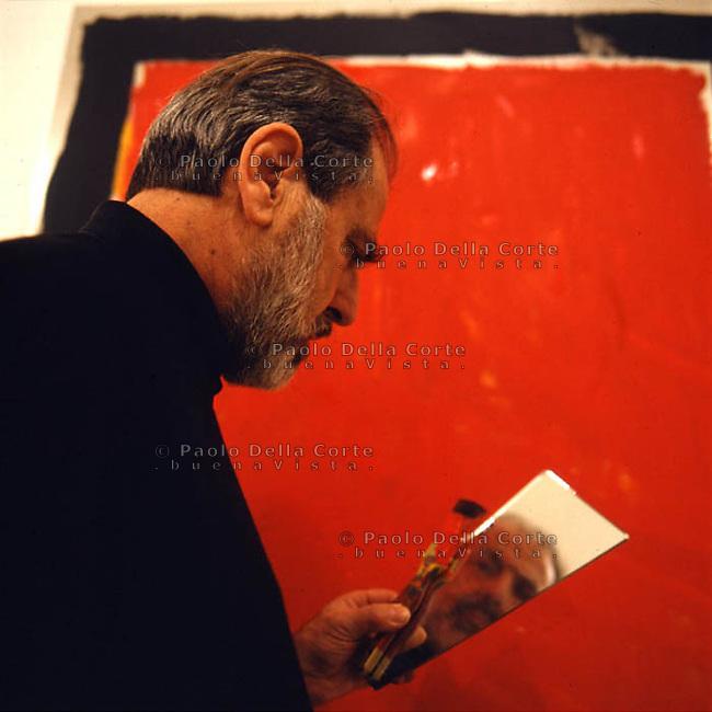 Michelangelo Pistoletto, Pescara, 2000