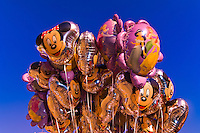 Mylar balloons, Walt Disney World, Orlando, Florida USA