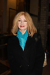 """Andrea Evans """"Tina Lord"""" on the last day of shooting of The Soap Opera One Life To Live at the One Life To Live Studio on November 18, 2011, New York City, New York. (Photo by Sue Coflin/Max Photos)"""