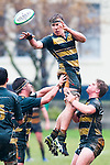 BLENHEIM,NEW ZEALAND.UC Championship Rugby, Marlborough Boys' College 1st XV vs Waimea Combined Colleges 1st XV at Marlborough Boys' College, on August 13th 2016 (Photo by Ricky Wilson/Shuttersport Limited)