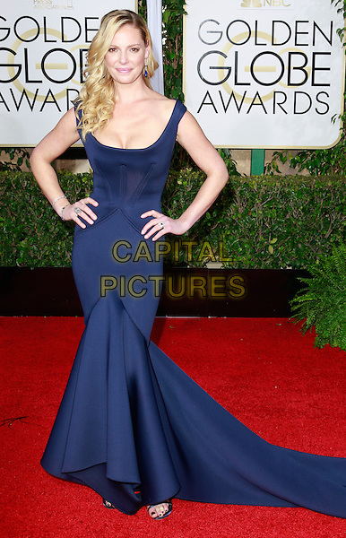 BEVERLY HILLS, CA - January 11: Katherine Heigl at Golden Globes 2015 held at Beverly Hilton in Beverly Hills, California on January 11, 2015.  <br /> CAP/MPI/mpi500<br /> &copy;mpi500/MPI/Capital Pictures