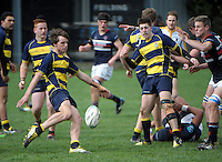 160827 1st XV Hurricanes Co-Ed Rugby Final - Wairarapa College v Feilding High School