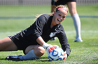 Stony Brook WSoccer at Fairfield 9/14/2014