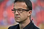 14.04.2018, BayArena, Leverkusen , GER, 1.FBL., Bayer 04 Leverkusen vs. Eintracht Frankfurt<br /> im Bild / picture shows: <br /> Freddy Bobic Gesch&auml;ftsf&uuml;hrer (Eintracht Frankfurt),  <br /> <br /> <br /> Foto &copy; nordphoto / Meuter