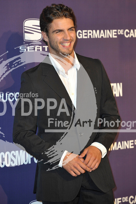 03/10/2011/RITZ HOTEL. MADRID. SPAIN. AWARDS FUN FEARLESS FEMALE COSMOPOLITAN WOMAN.<br /> Maxi Iglesias