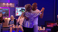 John Barnes and Maggie Oliver.<br /> Celebrity Big Brother 2018 - Day 7<br /> *Editorial Use Only*<br /> CAP/KFS<br /> Image supplied by Capital Pictures