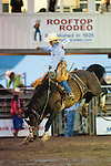Rooftop Rodeo, summer, Estes Park Colorado, USA