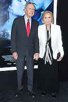 "NEW YORK, NY - FEBRUARY 11: Jeffrey Hayden, Eva Marie Saint at the World Premiere Of Warner Bros. Pictures' ""Winter's Tale"" held at Ziegfeld Theatre on February 11, 2014 in New York City. (Photo by Jeffery Duran/Celebrity Monitor)"