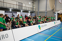 Rotterdam, Netherlands, December 13, 2017, Topsportcentrum, Ballkids selection day for ABNAMROWTT 2018,  <br /> Photo: Tennisimages/Henk Koster