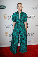 05 January 2019 - Los Angeles, California - Jodie Comer. the BAFTA Los Angeles Tea Party held at the Four Seasons Hotel Los Angeles.          <br /> CAP/ADM<br /> ©ADM/Capital Pictures