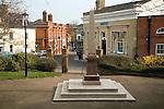 War memorial, Halesworth, Suffolk, England