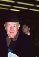 Alec Guiness 1986 by Jonathan Green