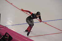 SPEEDSKATING: HAMAR: Vikingskipet, 28-02-2020, ISU World Speed Skating Championships, Sprint, 500m Ladies, Abigail Mccluskey (CAN), ©photo Martin de Jong