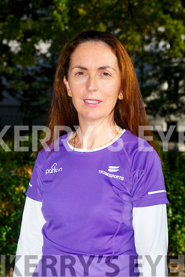 Kerry parkrunners organisers calling for more to be set up. Pictured  Siobhan Kearney (Tralee parkrun),