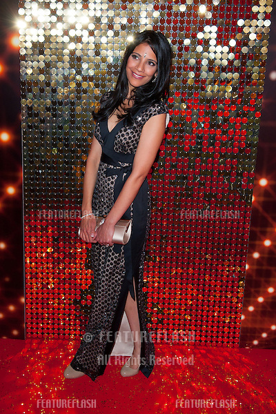 Fiona Wade arriving for the 2014 British Soap Awards, at the Hackney Empire, London. 24/05/2014 Picture by: Dave Norton / Featureflash