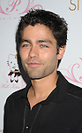 "HOLLYWOOD, CA. - August 10: Adrian Grenier arrives at Paris Hilton And Friends Celebrate ""Tease"" Fragrance Launch at My Studio Nightclub on August 10, 2010 in Hollywood, California.  ."
