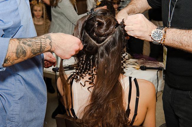 Gregory Parkinson: Mercedes Benz Fashion Week F/W 2012