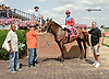 Clapping winning at Delaware Park on 8/9/14
