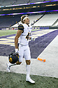 SEATTLE, WA - September 07: Cal's Ben Skinner during the college football game between the Washington Huskies and the California Bears on September 07, 2019 at Husky Stadium in Seattle, WA. Jesse Beals / www.Olympicphotogroup.com