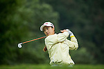 Bo Kyung Kim of South Korea tees off during Round 1 of the World Ladies Championship 2016 on 10 March 2016 at Mission Hills Olazabal Golf Course in Dongguan, China. Photo by Victor Fraile / Power Sport Images