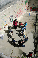 Charity nursery in Mardin, southeastern Turkey