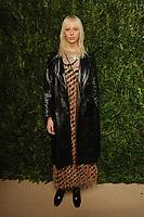 NEW YORK, NY - NOVEMBER 6: Lili Sumner at the 14th Annual CFDA Vogue Fashion Fund Gala at Weylin in Brooklyn, New York City on November 6, 2017. Credit: John Palmer/MediaPunch