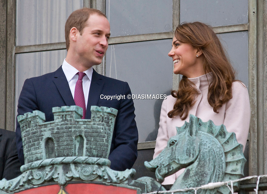 """PRINCE WILLIAM AND CATHERINE, DUCHESS OF CAMBRIDGE .made their first official joint visit to Cambridgeshire as The Duke and Duchess of Cambridge. _28th November 2012.The Royal couple visited The Guidhall, Senate House at the University of Cambridge, Jimmy's and The Manor School..On the day of his wedding, The Queen conferred the Dukedom of Cambridge on Prince William. The Prince then became His Royal Highness The Duke of Cambridge and his wife, Miss Catherine Middleton, became Her Royal Highness The Duchess of Cambridge on marriage. .Mandatory credit photo:©DiasImages/NEWSPIX INTERNATIONAL..(Failure to credit will incur a surcharge of 100% of reproduction fees)..**ALL FEES PAYABLE TO: """"NEWSPIX  INTERNATIONAL""""**..Newspix International, 31 Chinnery Hill, Bishop's Stortford, ENGLAND CM23 3PS.Tel:+441279 324672.Fax: +441279656877.Mobile:  07775681153.e-mail: info@newspixinternational.co.uk"""