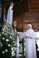 Madonna in Fatima Portugal Visit Pope Benedict XVI 12/13 May 2010