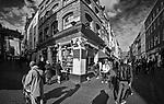 Londyn, 2009-03-05. Chińska dzielnica, Soho.